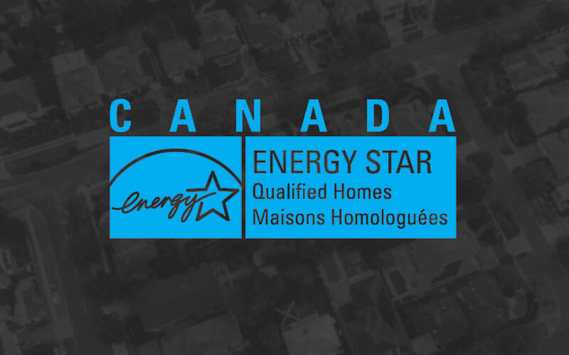 Energy Star Qualified Homes Canada logo